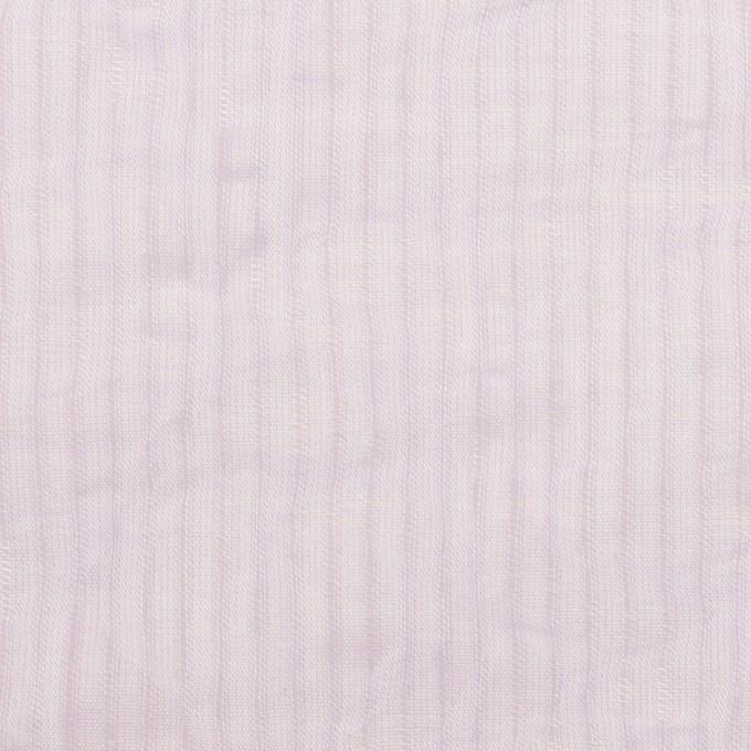 コットン×フラワー(ラベンダー)×ボイルジャガード_全2色 イメージ1