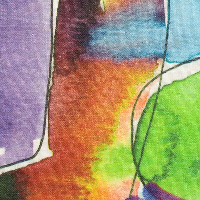 リネン×ペイント(トロピカル)×薄キャンバス_全3色 イメージ1