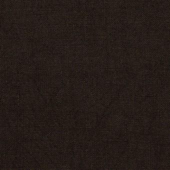 リネン×無地(チャコールブラック)×薄キャンバス・ワッシャー