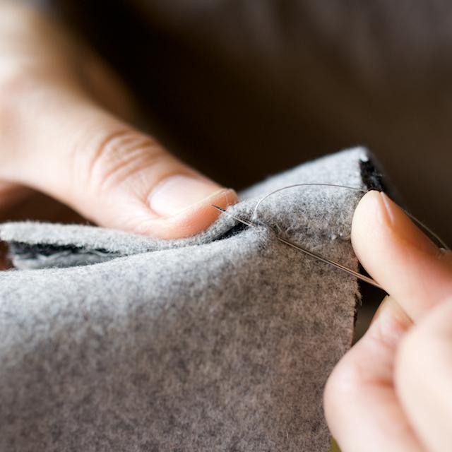 縫い合わせの処理5