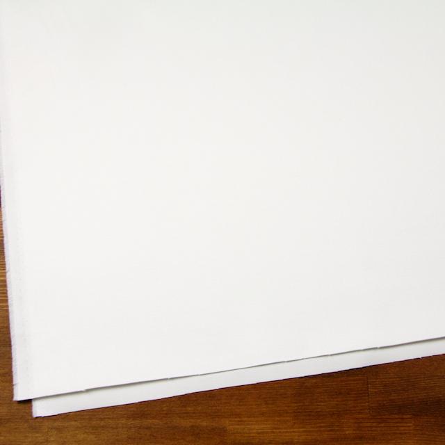 コットン×無地(オフホワイト)×チノクロス(ウエポン)_全2色