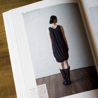 今日のコレコレ。#071 ツイステッドドレス(「凛とした大人の服」 滝口浩司 著)