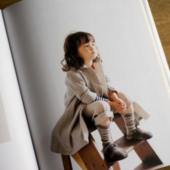 今日のコレコレ。#094 コートワンピース(「素直でかわいい女の子の服」 まのあきこ 著)