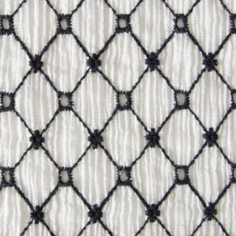 コットン×マトラッセ(ライトグレー)×ヨウリュウ刺繍