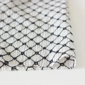 コットン×マトラッセ(ライトグレー)×ヨウリュウ刺繍 サムネイル3