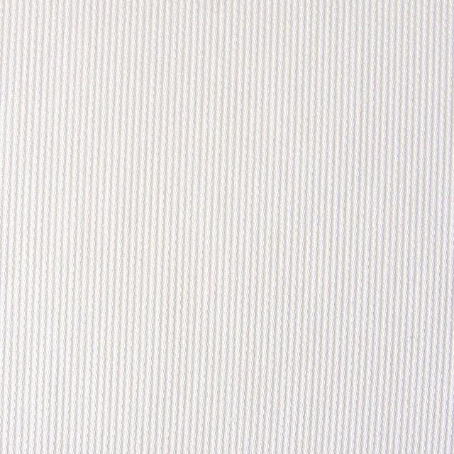コットン×ピンストライプ(オフホワイト)×コードレーン イメージ1