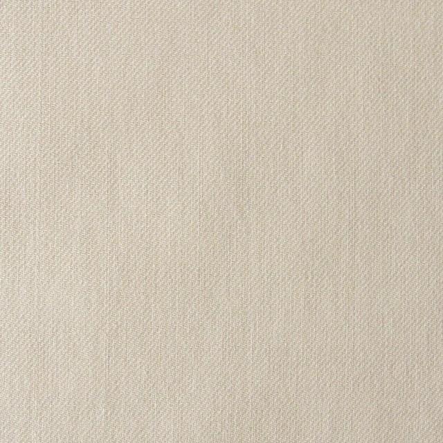 コットン×無地(アイボリー)×薄サージ_全5色 イメージ1