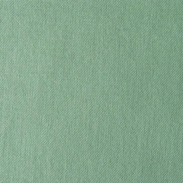 コットン×無地(グリーンピース)×薄サージ_全5色 イメージ1