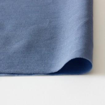コットン×無地(サルビアブルー)×薄サージ_全5色 サムネイル3
