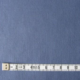 コットン×無地(サルビアブルー)×薄サージ_全5色 サムネイル4