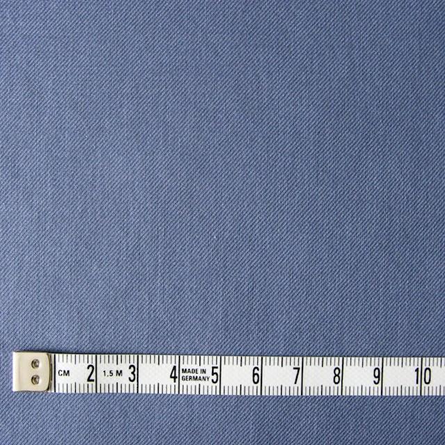 コットン×無地(サルビアブルー)×薄サージ_全5色 イメージ4