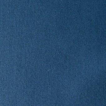 コットン×無地(ネイビー)×薄サージ_全5色 サムネイル1