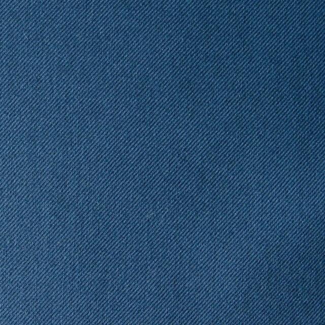 コットン×無地(ネイビー)×薄サージ_全5色 イメージ1
