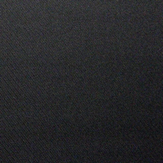 シルク×無地(ブラック)×バックサテン イメージ1
