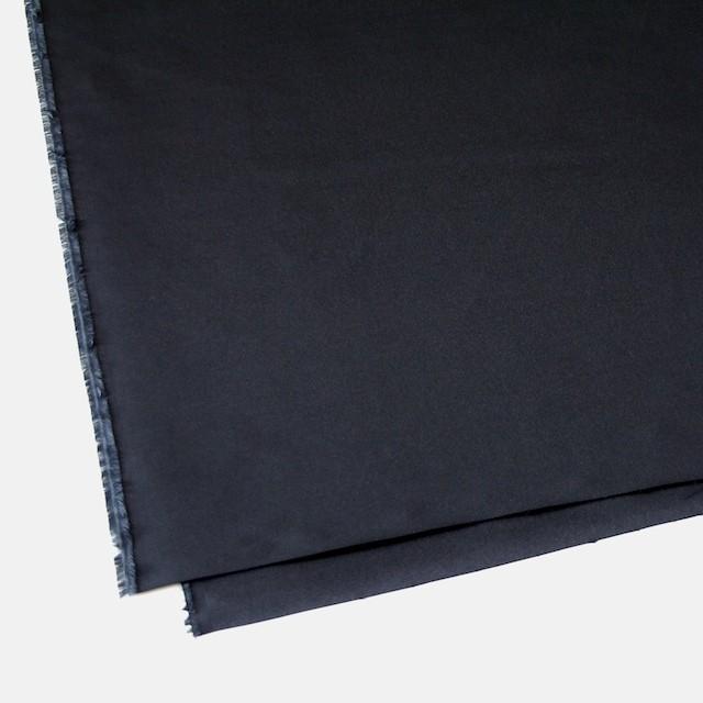 シルク×無地(ブラック)×バックサテン イメージ2