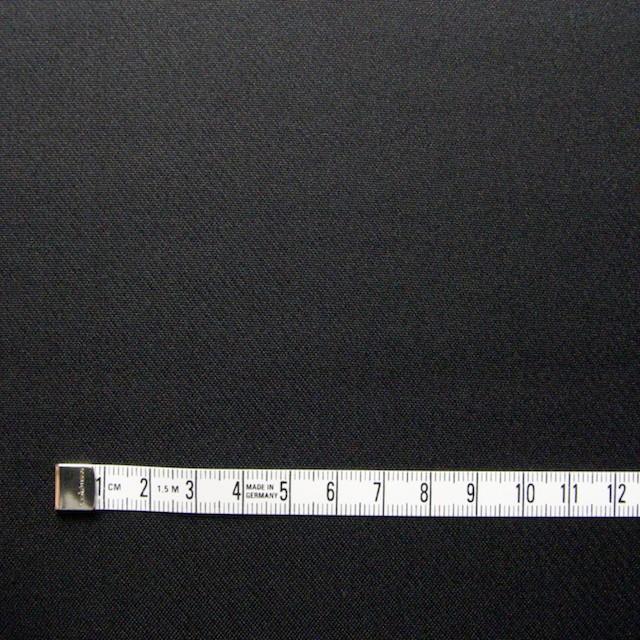 シルク×無地(ブラック)×バックサテン イメージ4