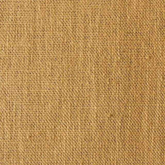 コットン×無地(マスタード)×モーリークロス_全2色 イメージ1