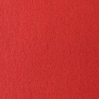 コットン×無地(レッド)×11号帆布ハード加工_全2色 サムネイル1
