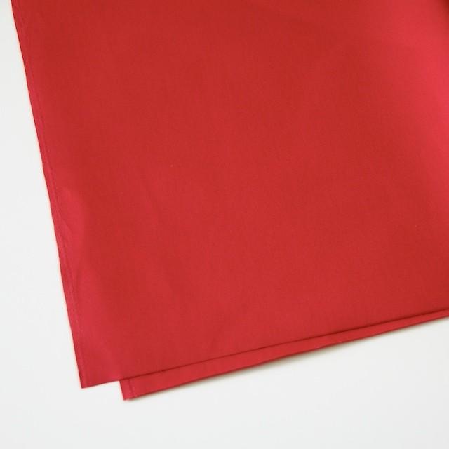 コットン×無地(レッド)×11号帆布ハード加工_全2色 イメージ2