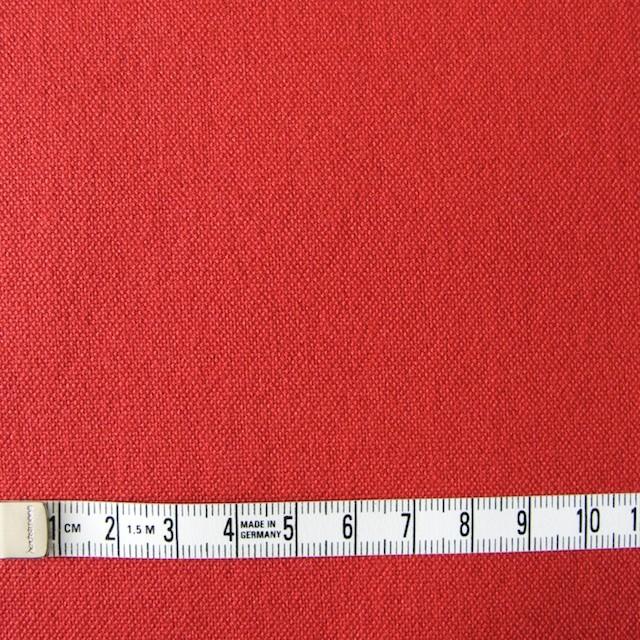 コットン×無地(レッド)×11号帆布ハード加工_全2色 イメージ4