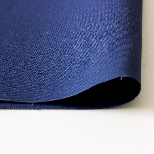 コットン×無地(ネイビー)×11号帆布ハード加工_全2色 イメージ3