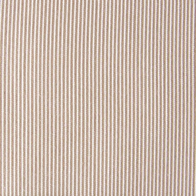 ポリエステル&コットン×ストライプ(ベージュ)×コードレーン_全2色 イメージ1