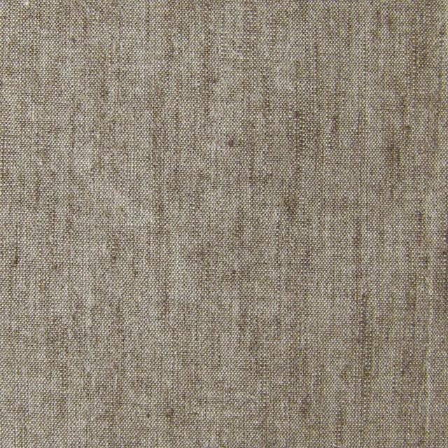 コットン&リネン混×無地(ブラウン)×ダンガリーストレッチ_全3色 イメージ1