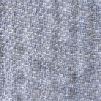 コットン&リネン×無地(ブルー)×ダンガリーWガーゼ_全2色 サムネイル1