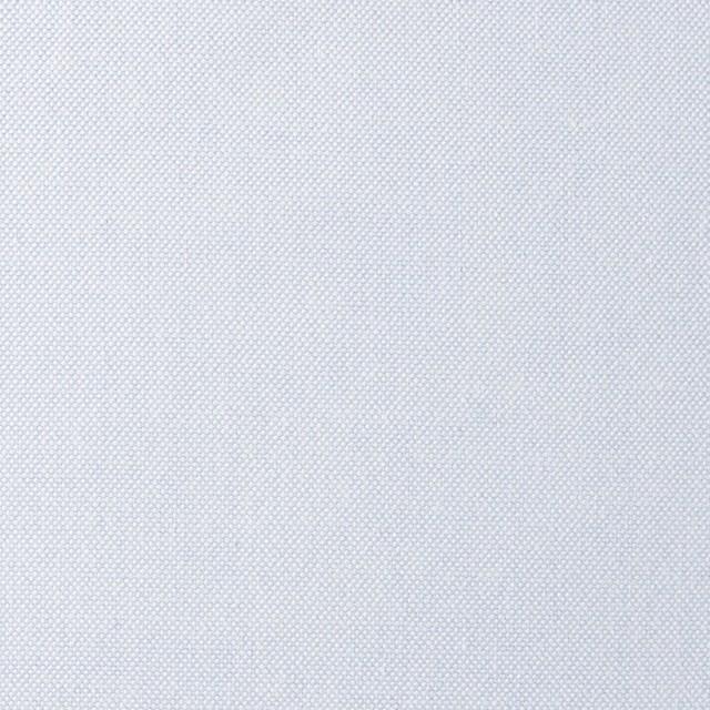 コットン×無地(サックス)×オックスフォード_全2色 イメージ1