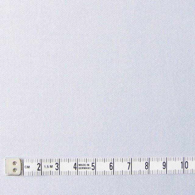 コットン×無地(サックス)×オックスフォード_全2色 イメージ4