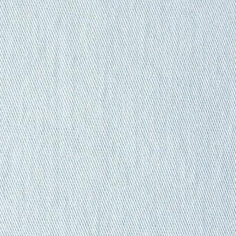コットン&ポリウレタン×無地(サックスグレー)×ギャバジンストレッチ_全2色 サムネイル1