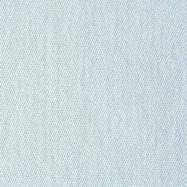 コットン&ポリウレタン×無地(サックスグレー)×ギャバジンストレッチ_全2色 イメージ1