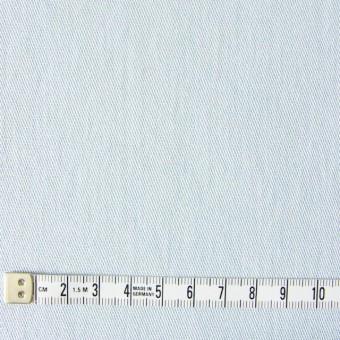 コットン&ポリウレタン×無地(サックスグレー)×ギャバジンストレッチ_全2色 サムネイル4