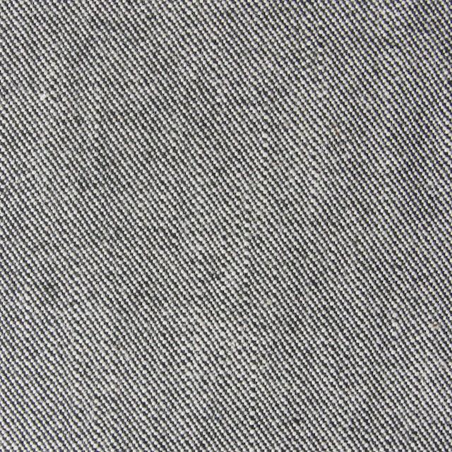 コットン×無地(ブラック)×デニム_全2色 イメージ1