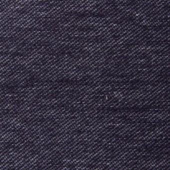 コットン混×無地(インディゴ)×デニムストレッチ サムネイル1