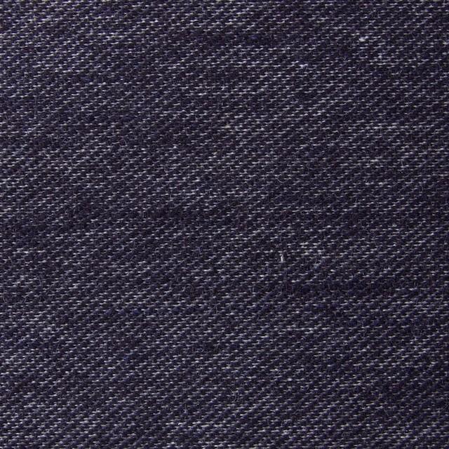 コットン混×無地(インディゴ)×デニムストレッチ イメージ1