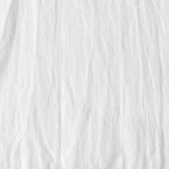 リネン×無地(ホワイト)×シーチングワッシャー サムネイル1