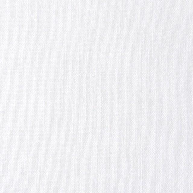 リネン×無地(ホワイト)×薄キャンバス(シリーズNO1)_全3色 イメージ1