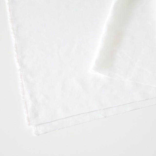 リネン×無地(ホワイト)×薄キャンバス(シリーズNO1)_全3色 イメージ2
