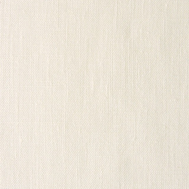 リネン×無地(クリーム)×薄キャンバス(シリーズNO1)_全3色 イメージ1