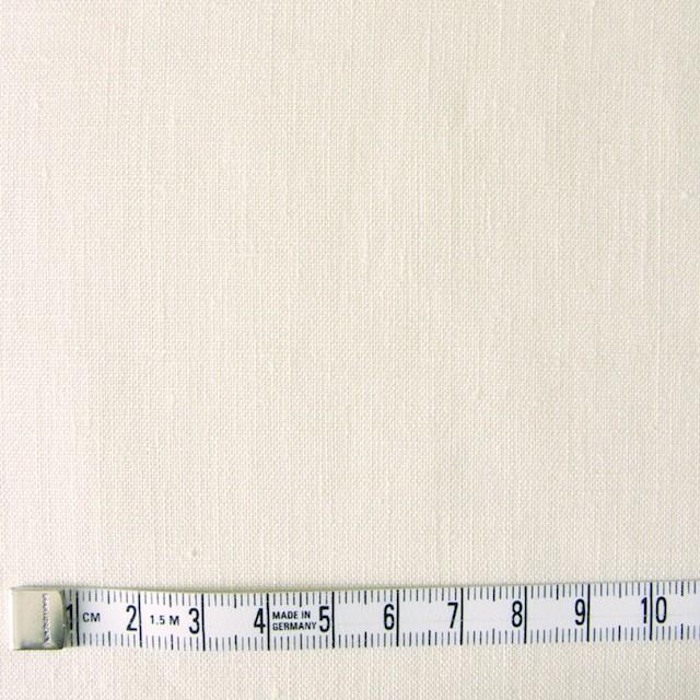 リネン×無地(クリーム)×薄キャンバス(シリーズNO1)_全3色 イメージ4