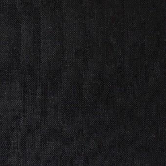 リネン×無地(ブラック)×薄キャンバス(シリーズNO2)_全3色 サムネイル1