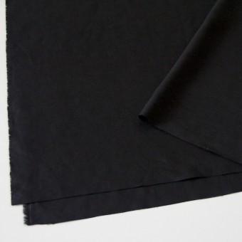リネン×無地(ブラック)×薄キャンバス(シリーズNO2)_全3色 サムネイル2