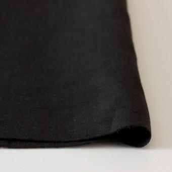 リネン×無地(ブラック)×薄キャンバス(シリーズNO2)_全3色 サムネイル3