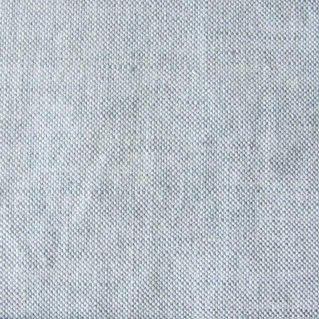 リネン&コットン×無地(サックス)×オックスフォード_全4色 イメージ1