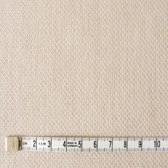 リネン&コットン×無地(ミルクティ)×かわり織_全3色 イメージ4