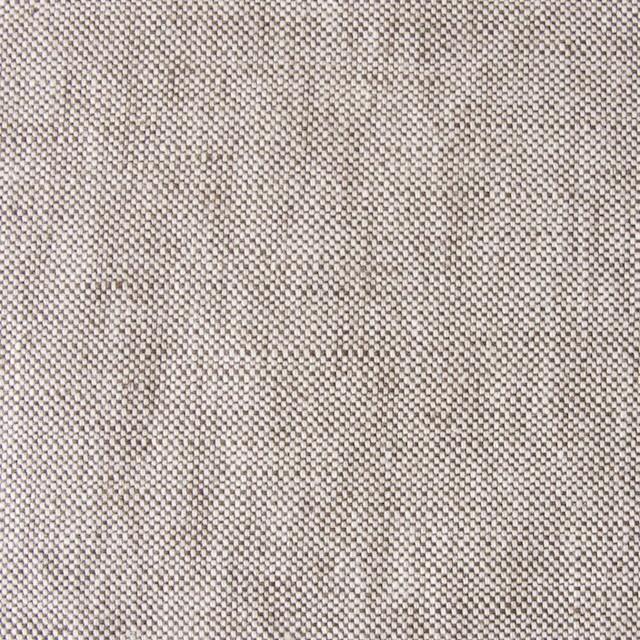 リネン&コットン×無地(ブラウン)×オックスフォード_全4色 イメージ1
