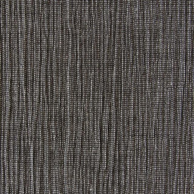 コットン&リネン混×無地(ブラック)×ヨウリュウ_全3色 イメージ1