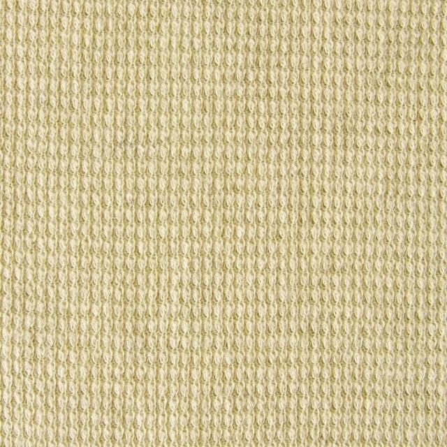コットン&リネン×無地(スモークレモン)×テレコニット_全3色 イメージ1