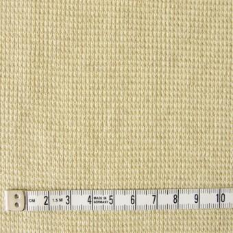コットン&リネン×無地(スモークレモン)×テレコニット_全3色 サムネイル4